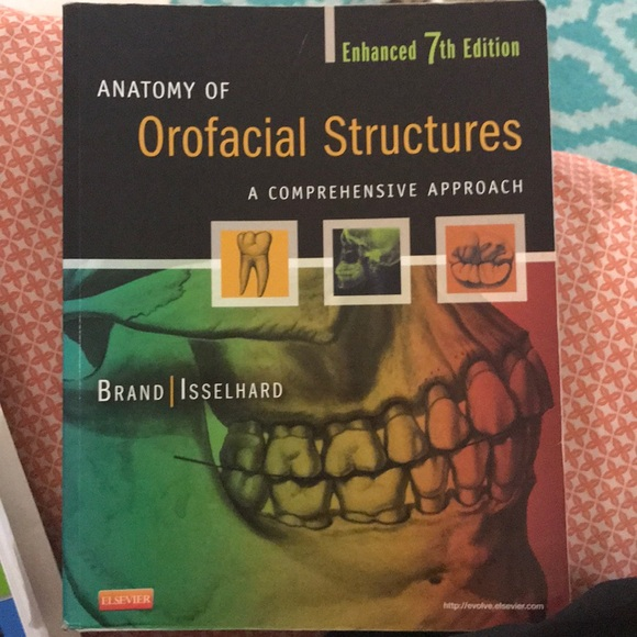 Other Anatomy Of Orofacial Structures 7th Edition Poshmark